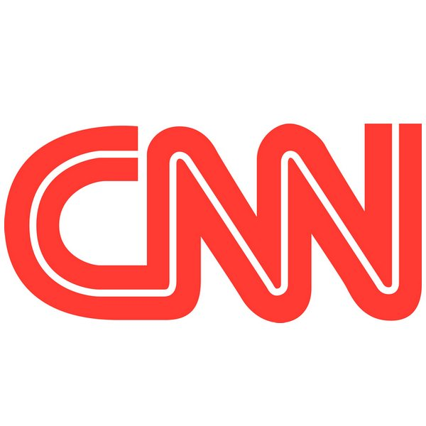 CNN LOGO RED